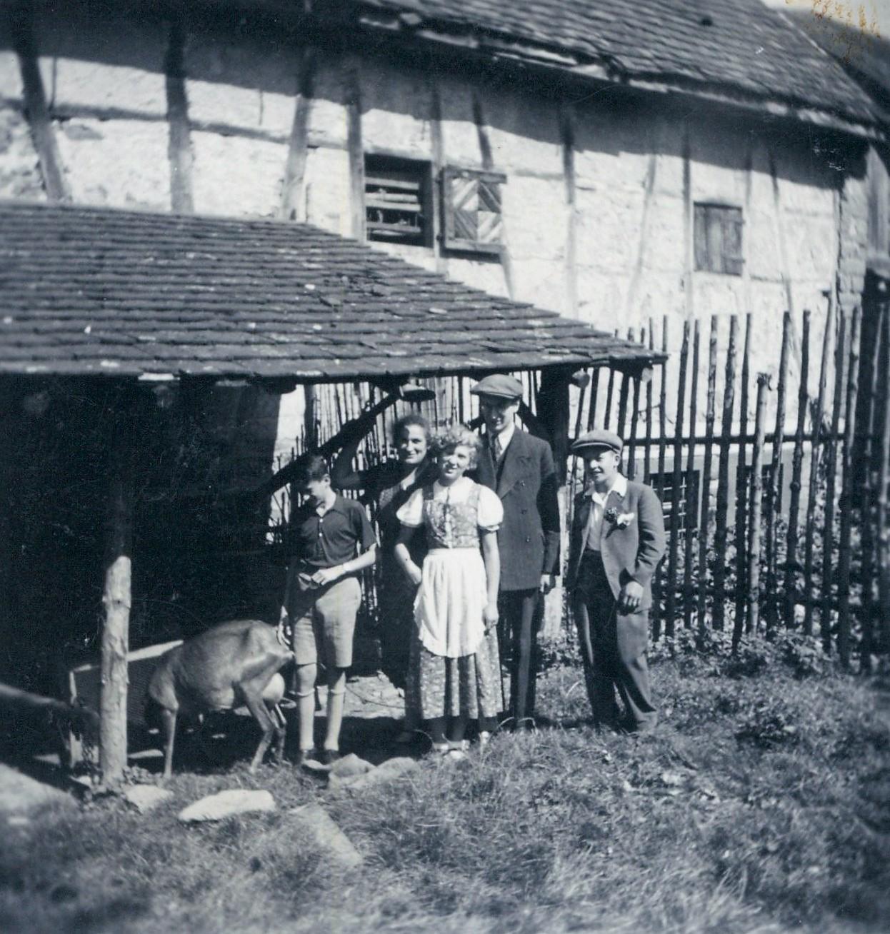 Meisner mit Kindern