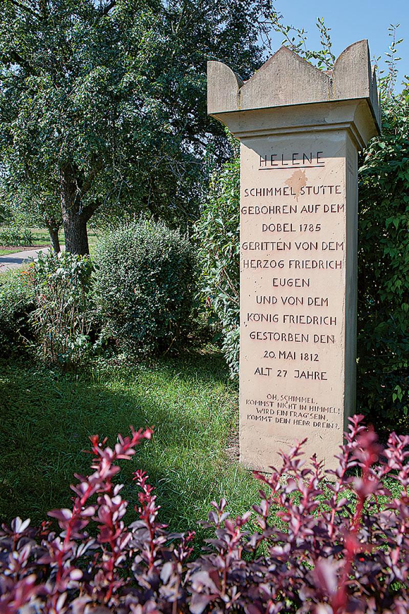 Stutendenkmal