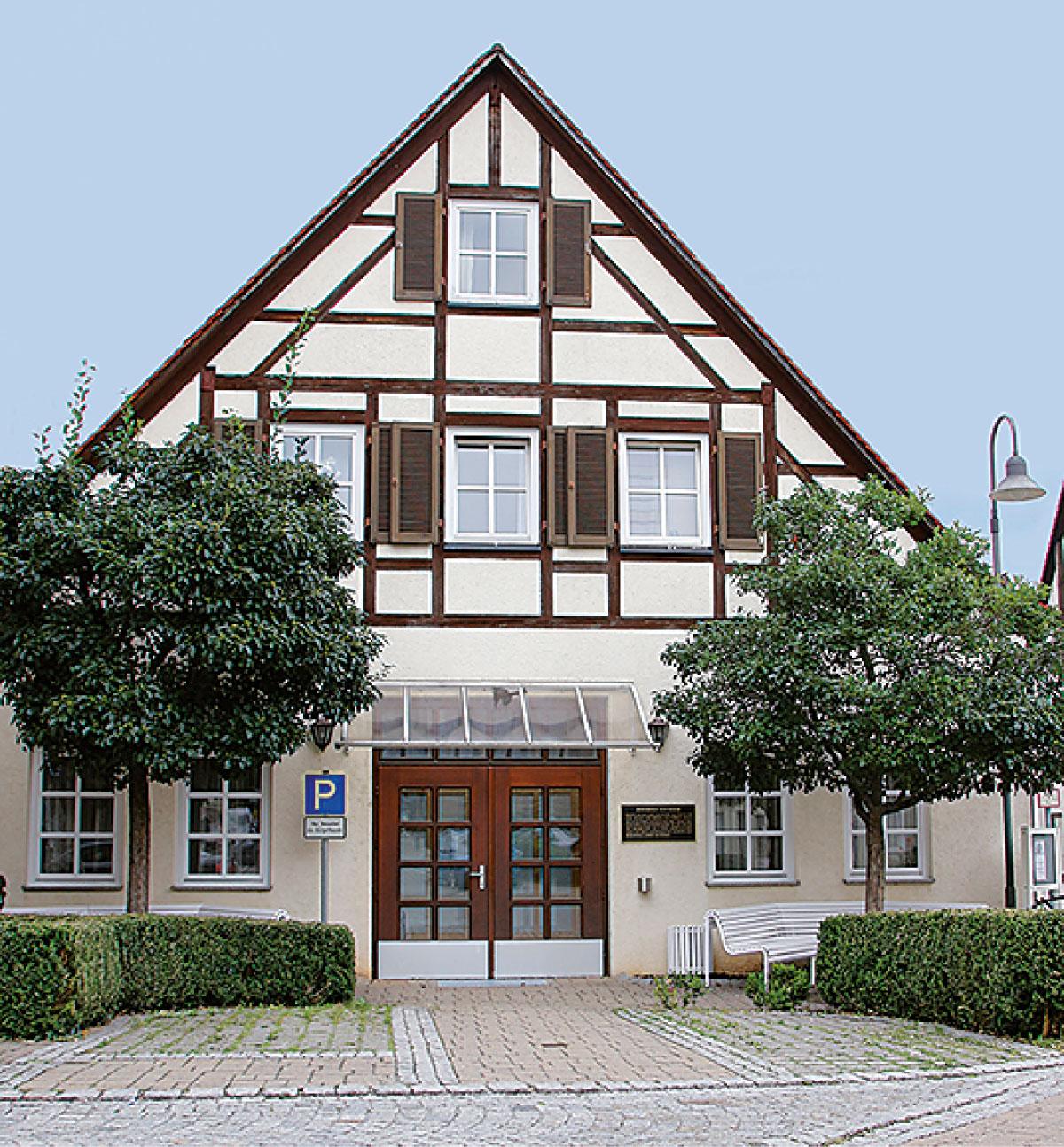 Bürgerhaus Alte Kelter