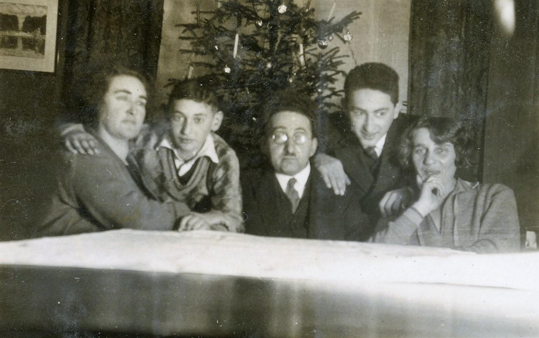 Toby Sonneman Weihnachten 1929