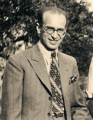 Siegbert Wertheimer, 1938.